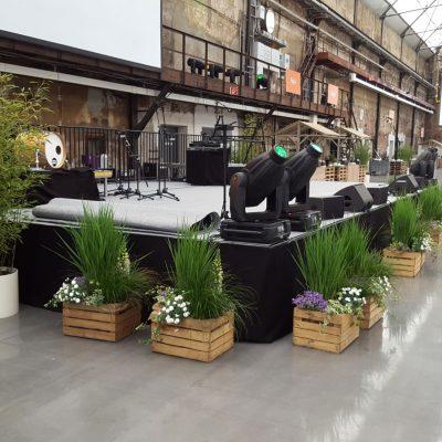 Firmenevent Pflanzen Düsseldorf